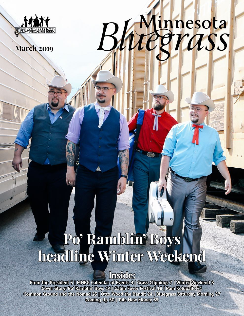 Minnesota Bluegrass - Minnesota Bluegrass Magazine